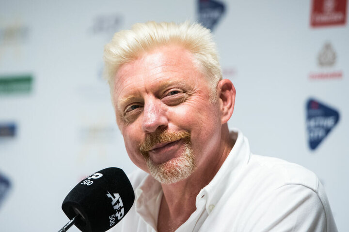 Boris Becker erhält von Stefan Effenberg Rückendeckung.