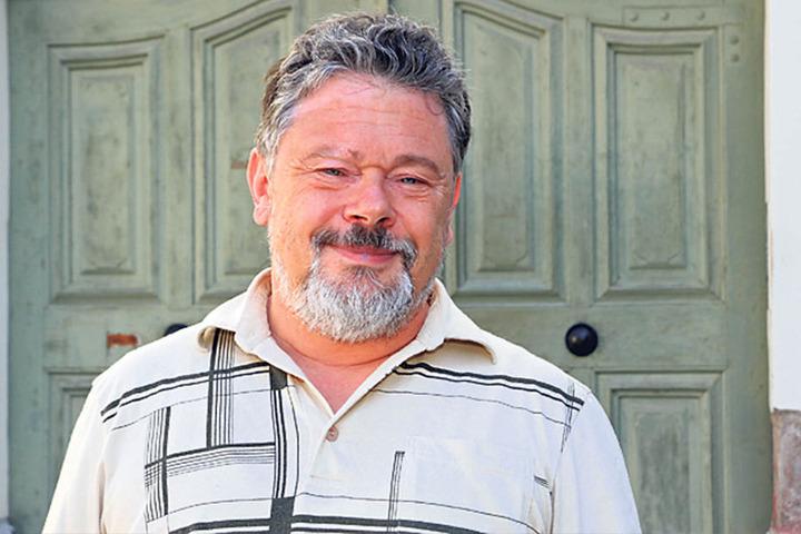 Organisator Hans-Jürgen Beier (60).