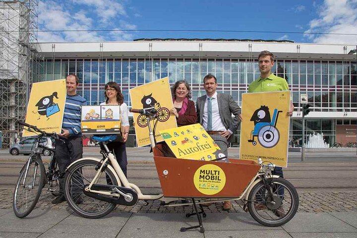 Seit Jahren setzt sich die Stadt für ein Umdenken beim Thema Mobilität ein.