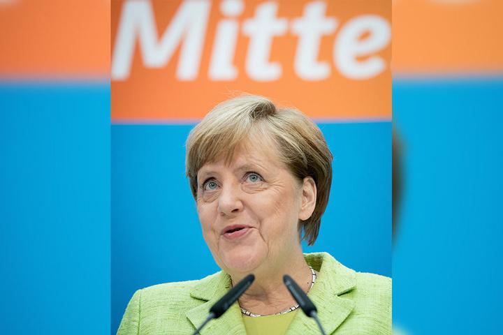 Angela Merkel hat behauptet, NRW lasse Bundesmittel für den Autobahnbau verfallen.