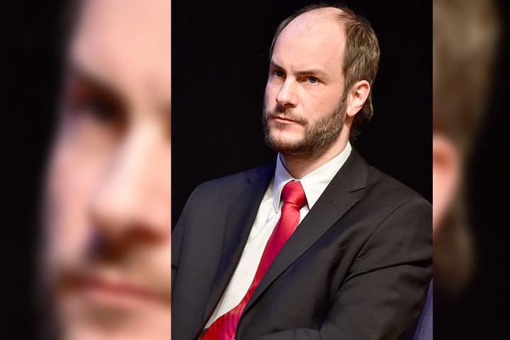 Stadtrat und Anwalt Martin Kohlmann (Pro Chemnitz)