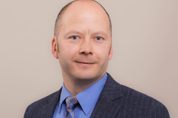 Bert Rothe (48), Verantwortlicher der Handelsbranche der IHK Chemnitz.