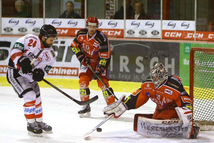In den letzten Spielen erlebten die Eispiraten eine Pleite nach der anderen.