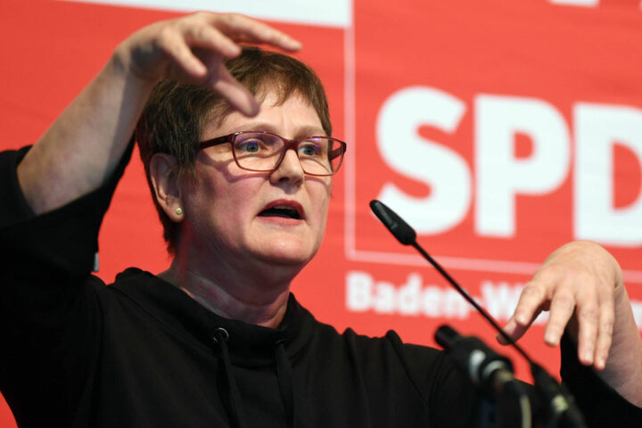 Die Partei sei zerrissen, meint die SPD-Landeschefin Leni Breymaier.