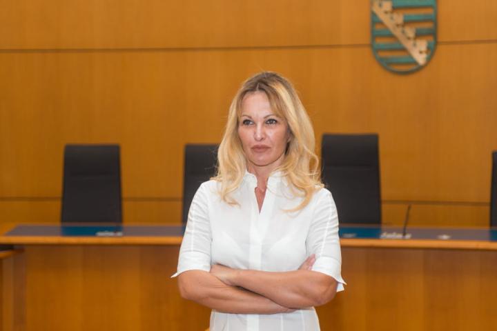 Kämpft vor Gericht um Schadenersatz: Investorin Regine Töberich.