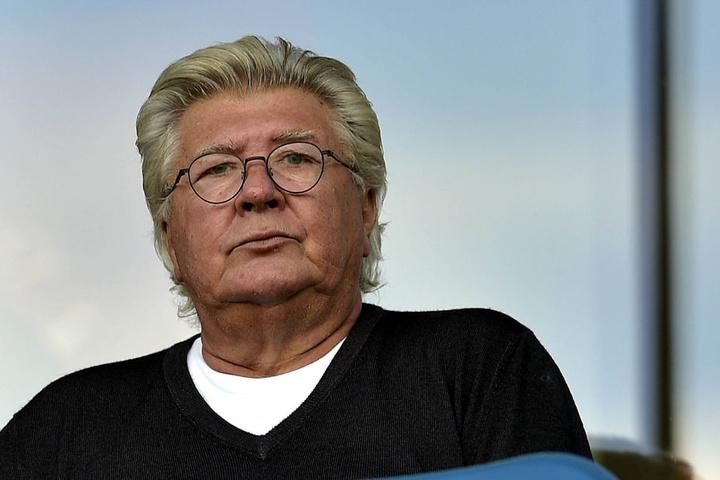 Wilfried Finke (67) legt sein Amt als Vereinspräsident nieder.