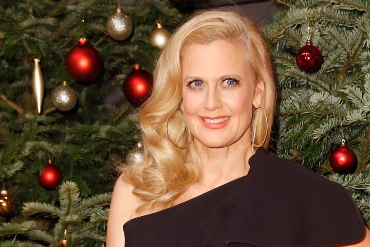 Auch Barbara Schöneberger wollte in der Vorweihnachtszeit Gutes tun.