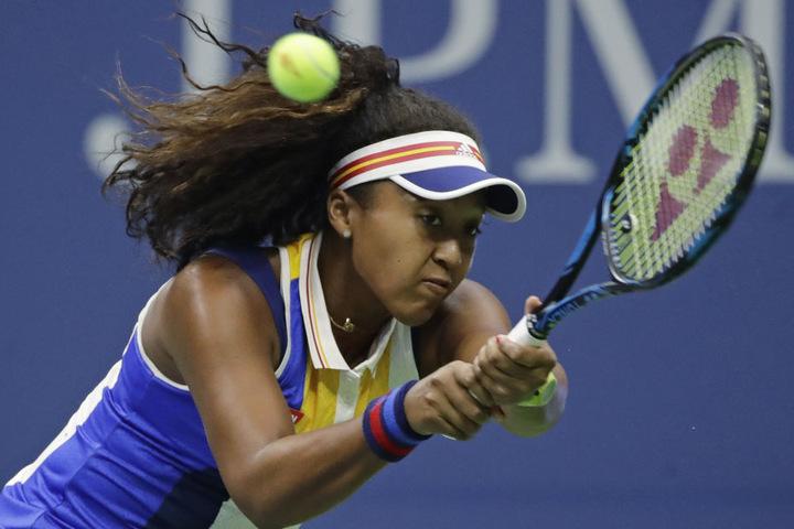 Die 29-Jährige verlor am Dienstag überraschend gegen die 19 Jahre alte Naomi Osaka aus Japan.