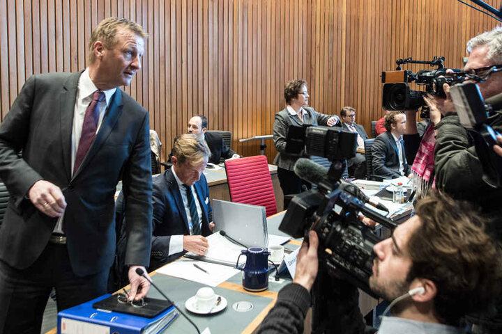 Mittlerweile hat Ralf Jäger Fehleinschätzungen im Fall Amri eingestanden.