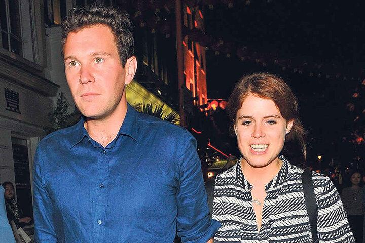Auch Williams und Harrys Cousine Prinzessin Eugenie (27), Tochter von Prinz  Andrew (57) und Sarah Ferguson (57), wird sich mit Langzeitfreund Jack Brooksbank (29) dauerhaft im Kensington-Palast  niederlassen.