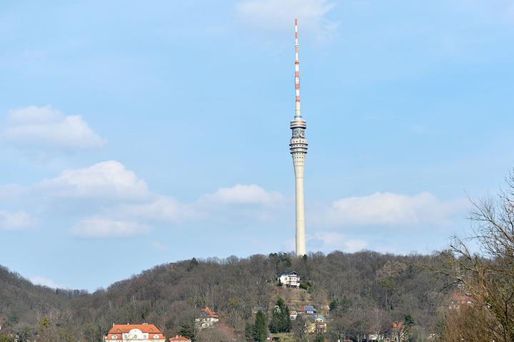Der Fernsehturm soll bald wieder eröffnen.