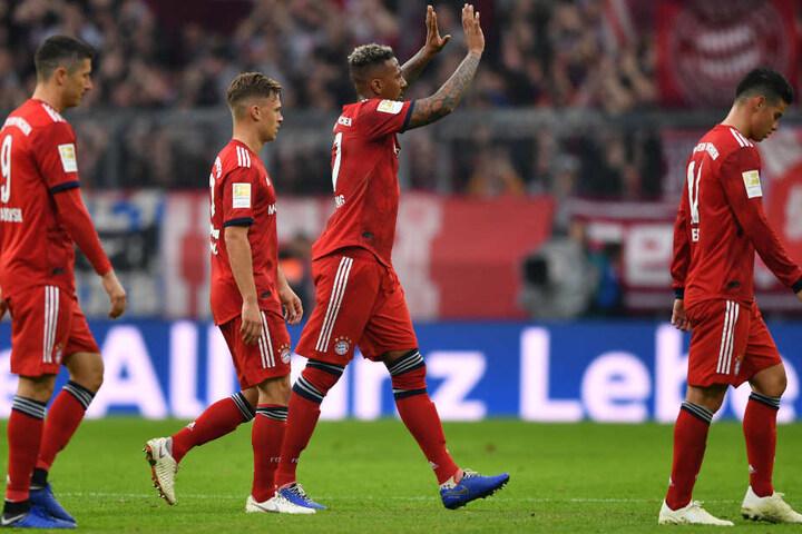 Der FC Bayern München ist gegen den SC Freiburg nur zu einem enttäuschenden Unentschieden gekommen.