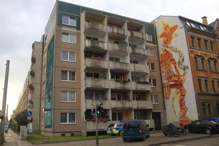 Polizei, Feuerwehr und Rettungsdienst wurden zum Einsatz in die Schäferstraße gerufen.