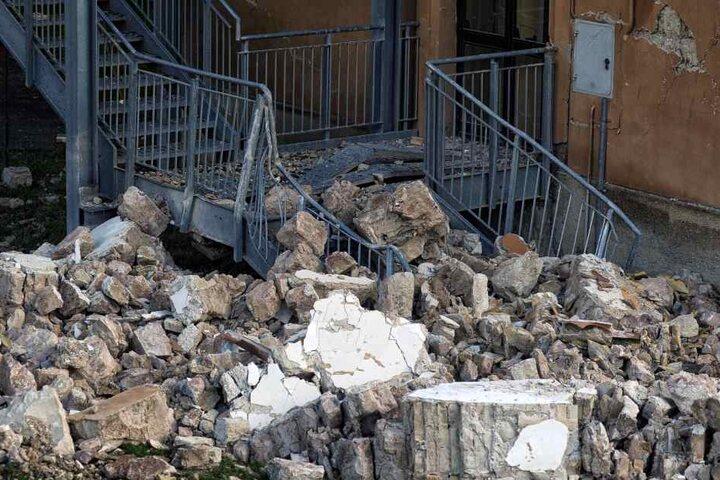 Bereits am Mittwoch hatten zwei Beben eine Spur der Verwüstung in Mittelitalien hinterlassen.