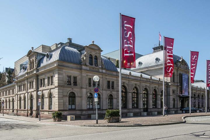 Seit je her ein Besuchermagnet: das Festspielhaus von Baden-Baden.