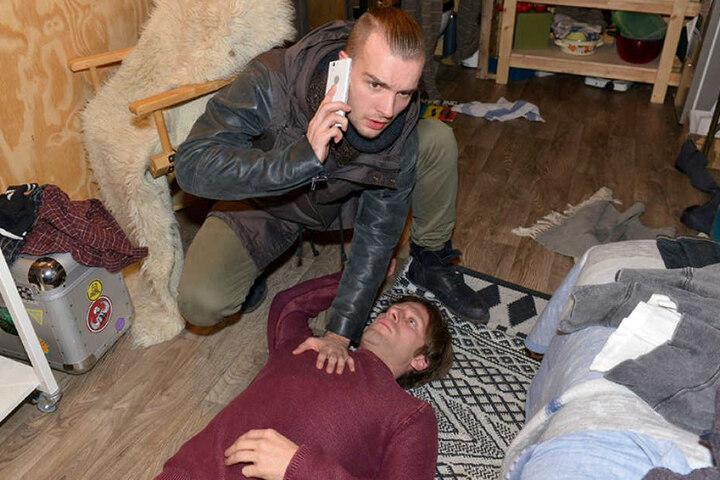 Kann Chris ihn in letzter Sekunde retten?
