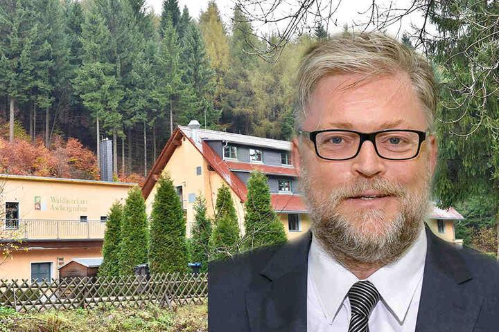 """Michael Sagurna (62) wurde von der Staatsanwaltschaft angeklagt. Die """"Affäre"""" betrifft ein Hotel in Geising."""