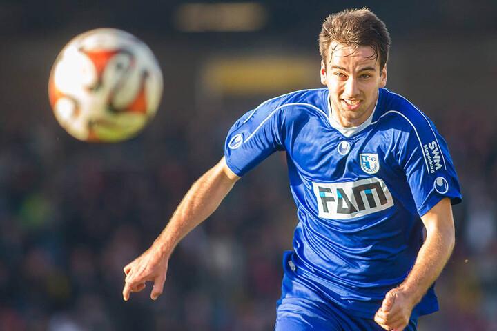 Schafft Christian Beck mit einem Wechsel zu Dynamo doch noch den Aufstieg in die 2. Bundesliga?