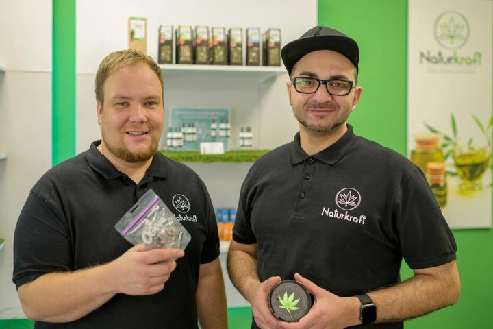 Zwickaus erster Cannabis-Laden lädt zum entspannten Einkauf