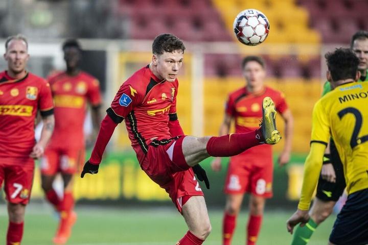Andreas Skov Olsen (19) vom FC Nordsjælland aus Dänemark.