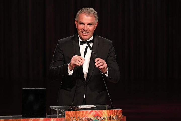 Lufthansa-Vorstandsvorsitzender Carsten Spohr (51) zählte zu den Preisträgern.