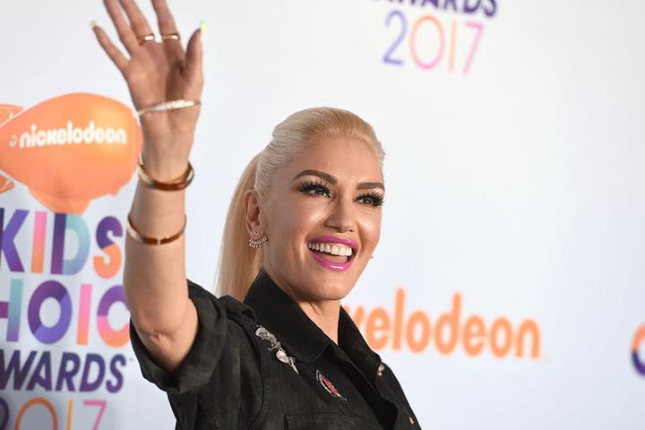Mit ihr war Gavin Rossdale 13 Jahre verheiratet: Sängerin Gwen Stefanie.