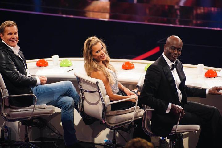 Dieter Bohlen, Sylvie Meis und Bruce Darnell hat Stevie jedenfalls mit seiner Performance überzeugt.