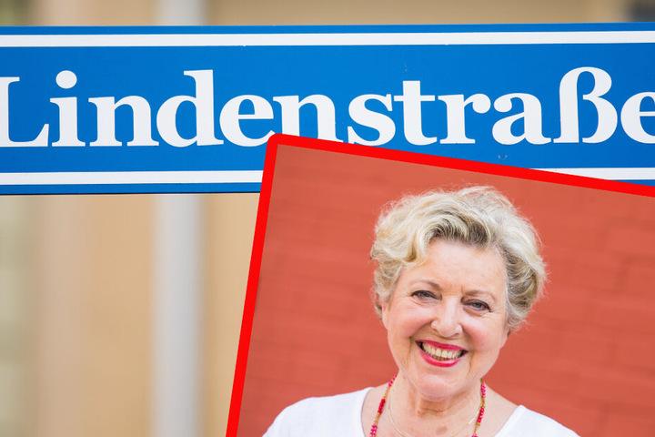 """Die Schauspielerei war Marjans Leben - dazu gehört auch die beliebte Fernsehserie """"Lindenstraße""""."""