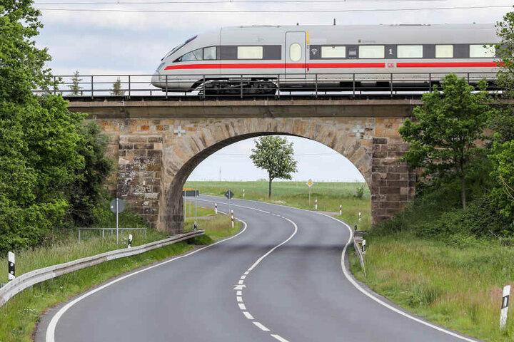 Allein in Sachsen sind 61 Brücken so sehr beschädigt, dass ein Ersatz nötig ist.