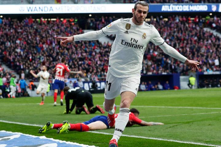 Gareth Bale von Real Madrid soll beim FC Bayern München im Gespräch sein.