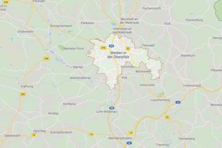 In Weiden in der Oberpfalz ist es in Bayern zu einem kuriosen Zwischenfall gekommen.