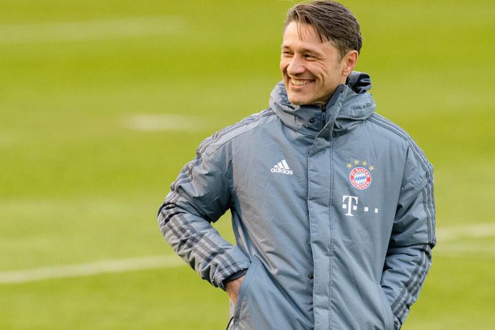 Niko Kovac und der FC Bayern München haben das Duell mit dem BVB bereits im Hinterkopf.