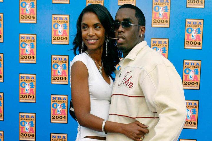 """Kim Porter und Sean """"Diddy"""" Combs führten eine On-Off-Beziehung."""