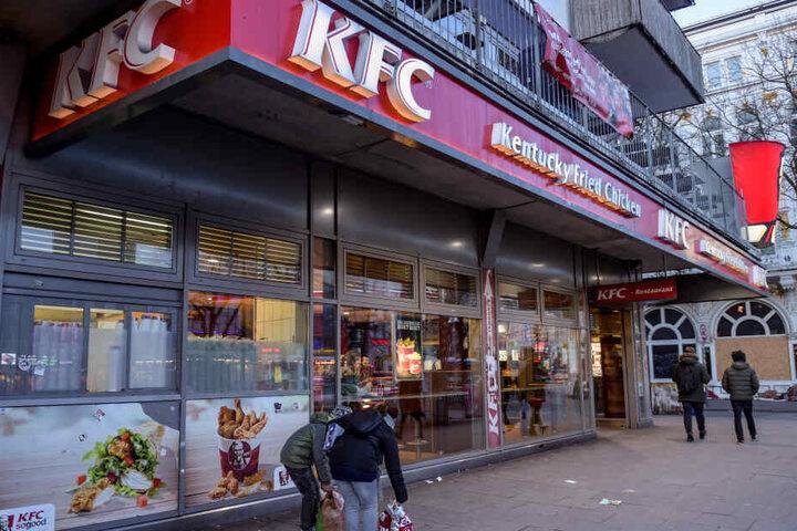 Sämtliche Restaurants der Stadt wurden vorübergehed geschlossen. (Symbolbild)