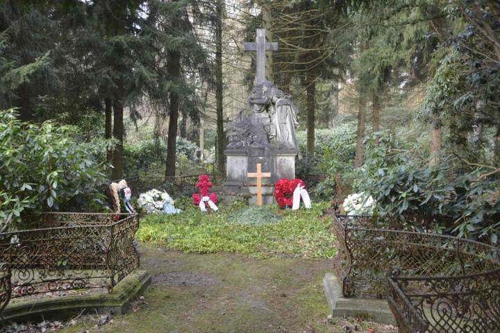 Jan Fedder wurde auf dem Ohlsdorfer Friedhof beerdigt.
