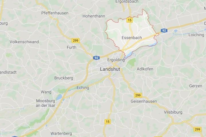In Bayern ist es in einer Unterkunft für Asylbewerber zu schweren Randalen gekommen.
