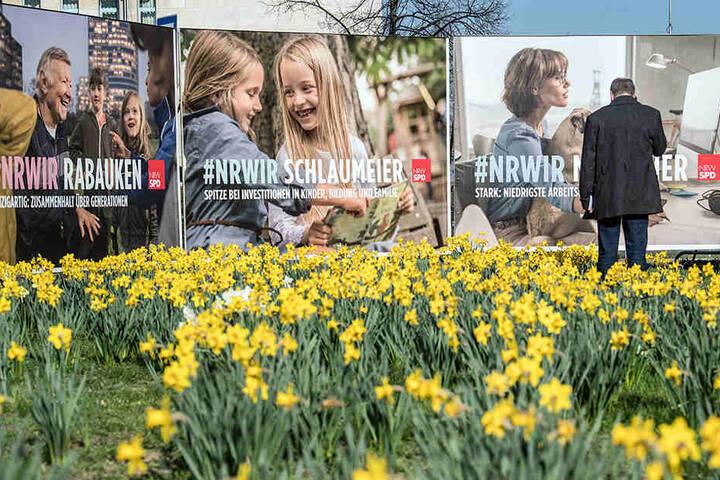 Kinder, Arbeitsmarkt und Zusammenhalt sind die Kernthemen der SPD 2017.