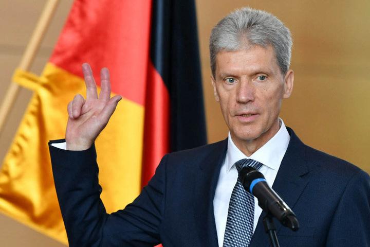 Helmut Holter wird neuer Bildungsminister in Thüringen.