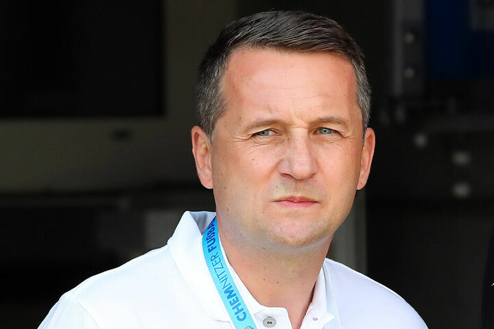 Geschäftsführer Thomas Sobotzik.