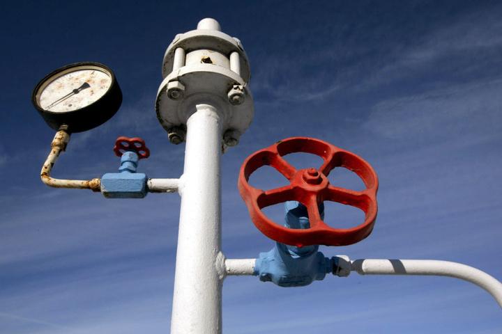 Eine Gaskrise würden die Sachsen schnell unmittelbar spüren.