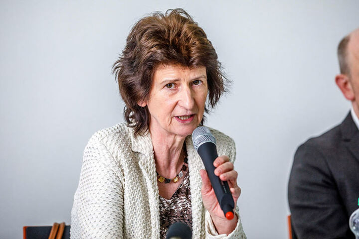 Wissenschaftsministerin Eva-Maria Stange (60, SPD) wünscht sich weitere Untersuchungen.