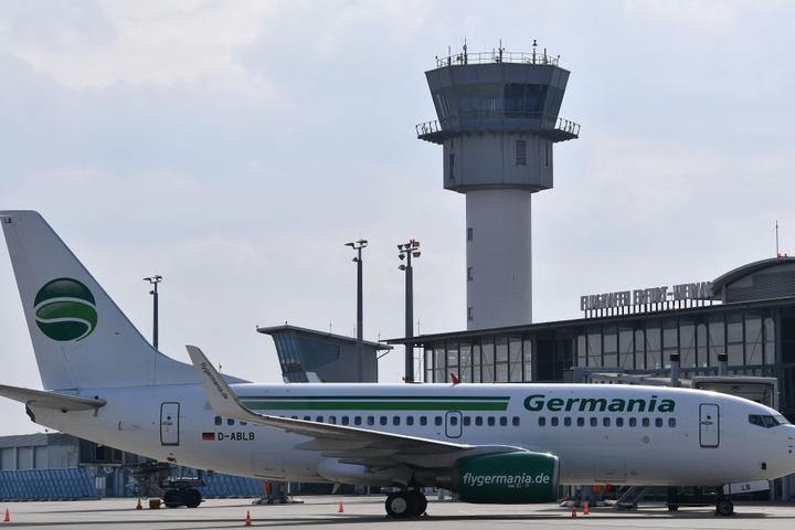 Der Flughafen Erfurt-Weimar lädt zu einem Blick hinter die Kulissen ein.