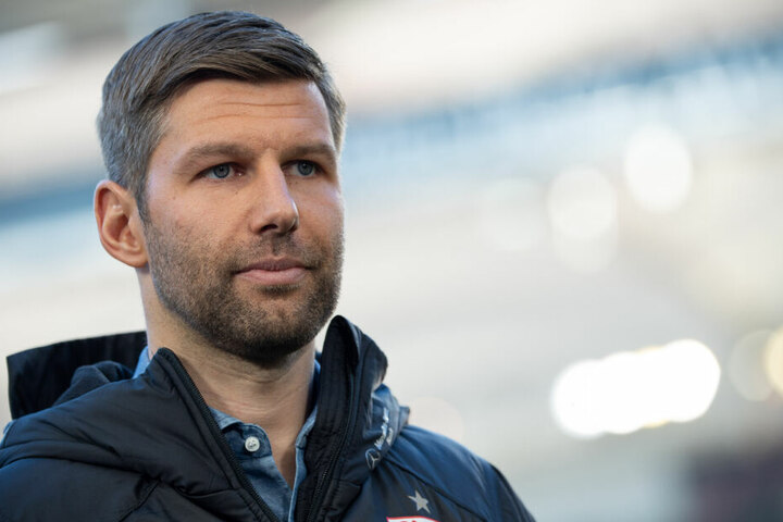 VfB-Sportvorstand Thomas Hitzlsperger.