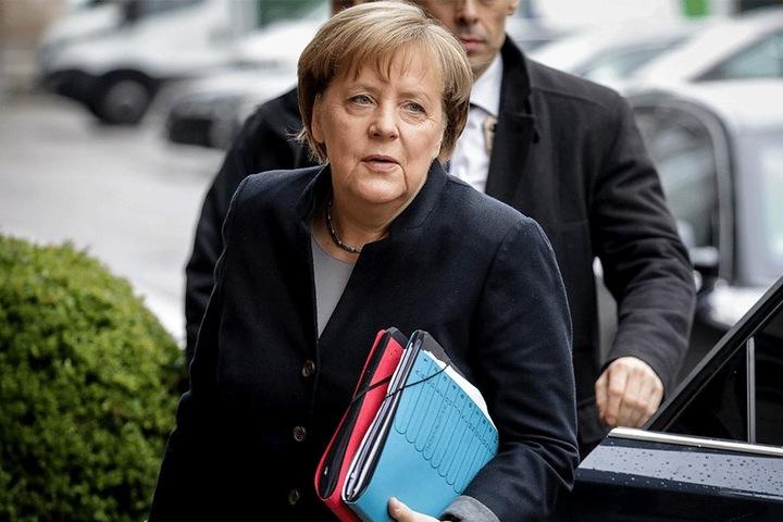 Angela Merkel hat ganz andere Sorgen: Kommt die Jamaika-Koalition wirklich zustande?