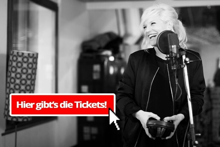 Tickets gibt's ab 49,75 Euro im Vorverkauf!