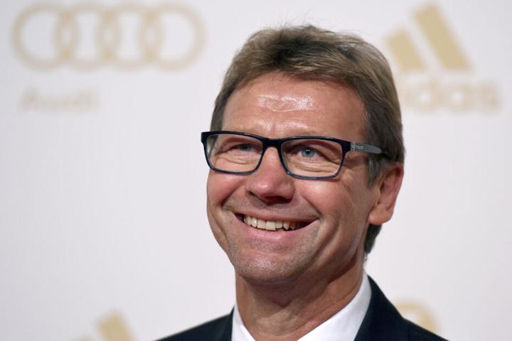 Guido Buchwald, ehemaliger Weltmeister.