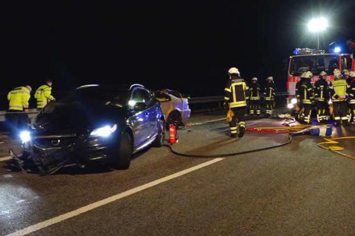 So Kam Es Zum Tödlichen Geisterfahrer Crash Auf Der A14