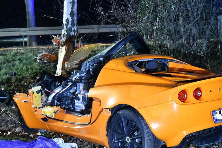Der 52-jährige Fahrer hatte angeblich keine Überlebenschance.