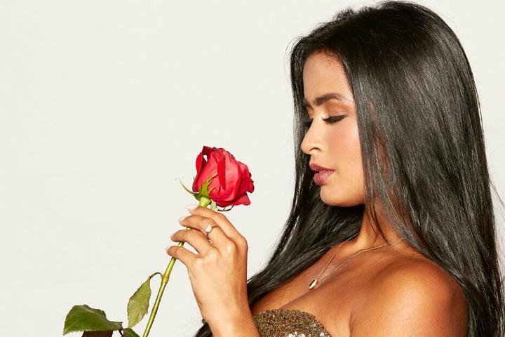 Nathalia ist Mudis Dame der Rosen.