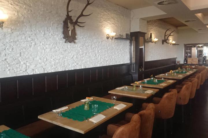Der Gastraum alleine bietet jetzt 60 Gästen Platz.